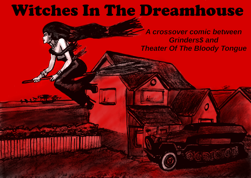 Witches in the dreamhouse 01